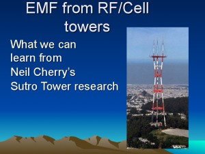 Sutro Tower Cherry
